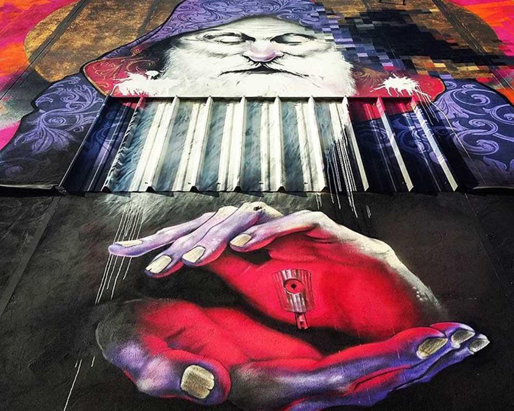 Die Dixons Berlin Mural Fest 2019