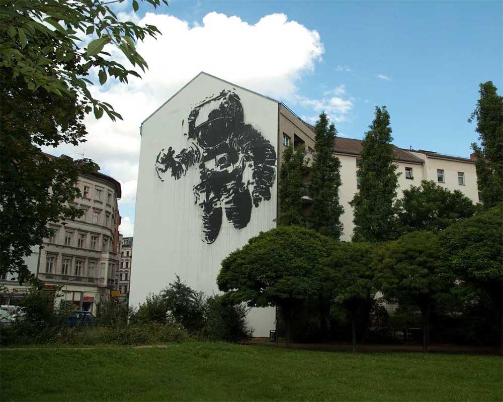 Victor Ash Berlin Mural Fest 2019