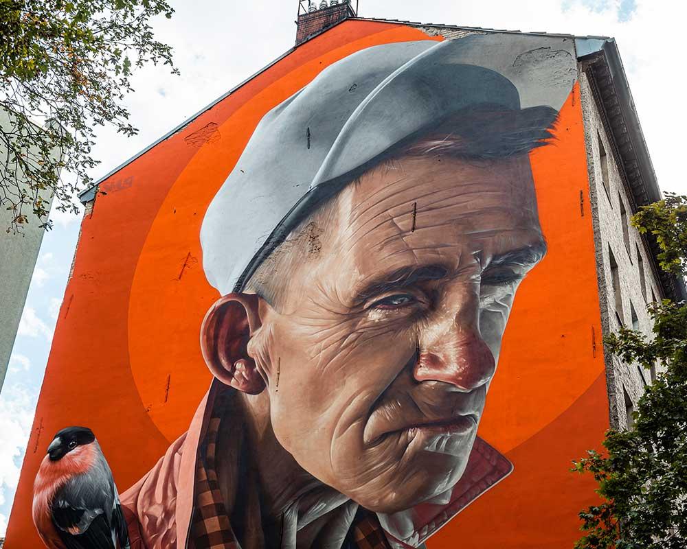 Smug Berlin Mural Fest 2019 Manteufelstraße